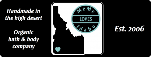 MeMe Loves Idaho Banner