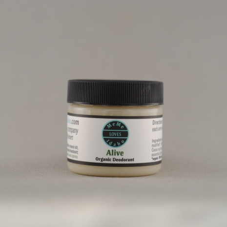 Alive Organic Deodorant
