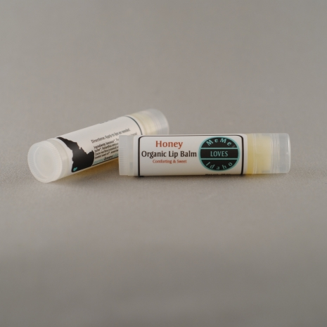 Honey Organic Lip Balm