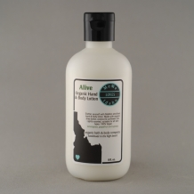 Alive Organic Hand & Body Lotion