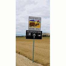 Idaho Highway Signs